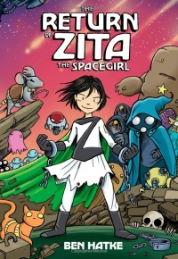 Zita the Spacegirl (2019)