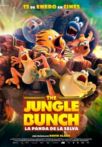 The Jungle Bunch. La panda de la selva (2017)