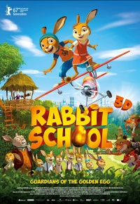 Rabbit School. Los guardianes del huevo de oro (2017)