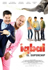 Iqbal y el Superchip (2016)