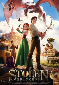 The Stolen Princess (2017)