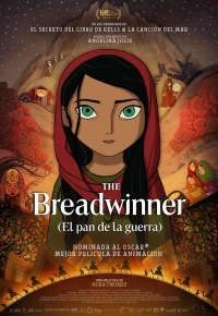 The Breadwinner (El pan de la guerra) (2017)