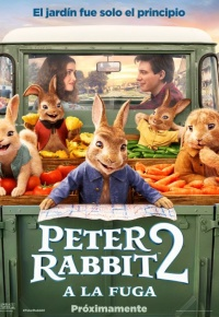 Peter Rabbit 2: A la fuga (2020)